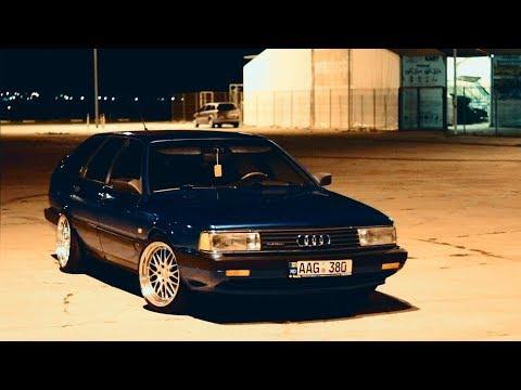 Audi RS6 89-года 🔥Audi 200 5000 Quattro 10V Turbo + Blow-off