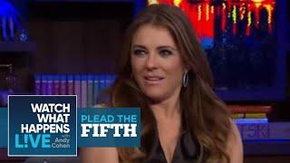 Elizabeth Hurley on Hugh Grant | Plead the Fifth | WWHL