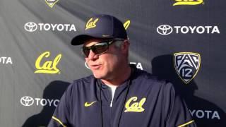 Cal Football: Spring Practice #11 Tim DeRuyter Defensive Coordinator