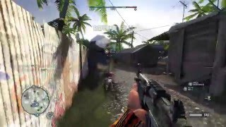 Far Cry 3 multiplayer,The lone warrior,game 2 !!