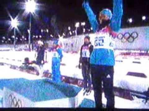 Первая медаль Украины и вторая России на олимпиаде-2014