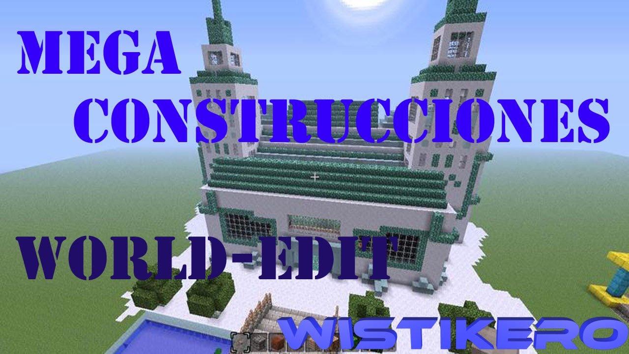 Como hacer mega construcciones spcomands mod minecraft - Construcciones de casas modernas ...