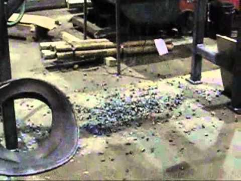 Scrap Tire Recycling | Tire Shredding | Scrap tire proccessing |