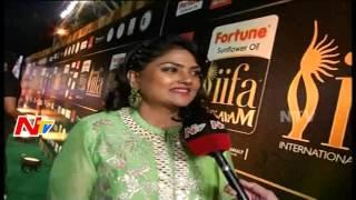 Southern Film Industry Reached World Standards Says Nirosha @ IIFA Awards Hyderabad | NTV Exclusive