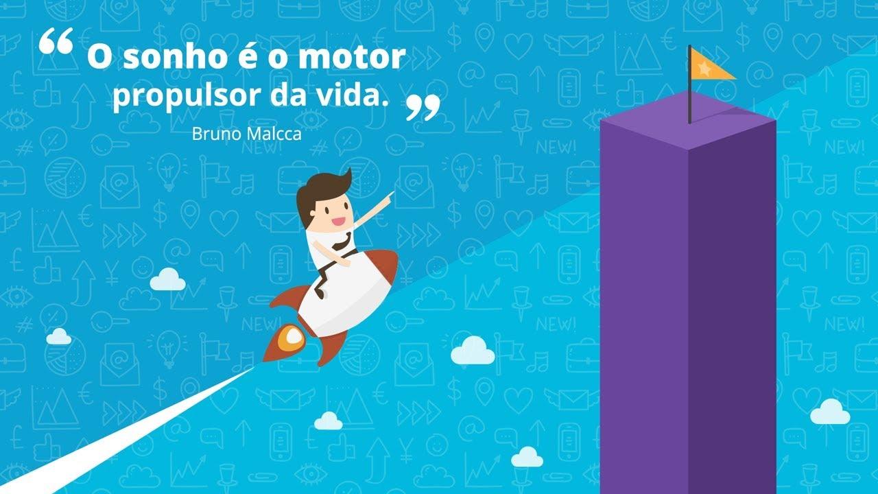 Frase Motivacional O Sonho é O Motor Propulsor Da Vida