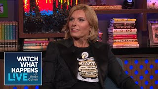 Captain Sandy Yawn's Pirate Scare | WWHL