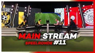 MAIN STREAM I SPEELRONDE 11 I eDivisie 2019-2020 FIFA20
