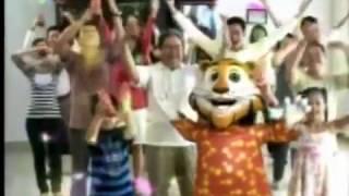 QUẢNG CÁO TRÊN VTV3 THÁNG 1/2010