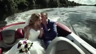 Ведущая Елена Каверина. Выездная регистрация брака.