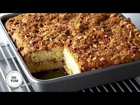 Professional Baker's Best Coffee Cake Recipe!