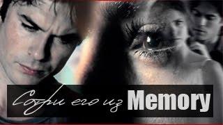 [6x02] Damon & Elena || Сотри его из Memory