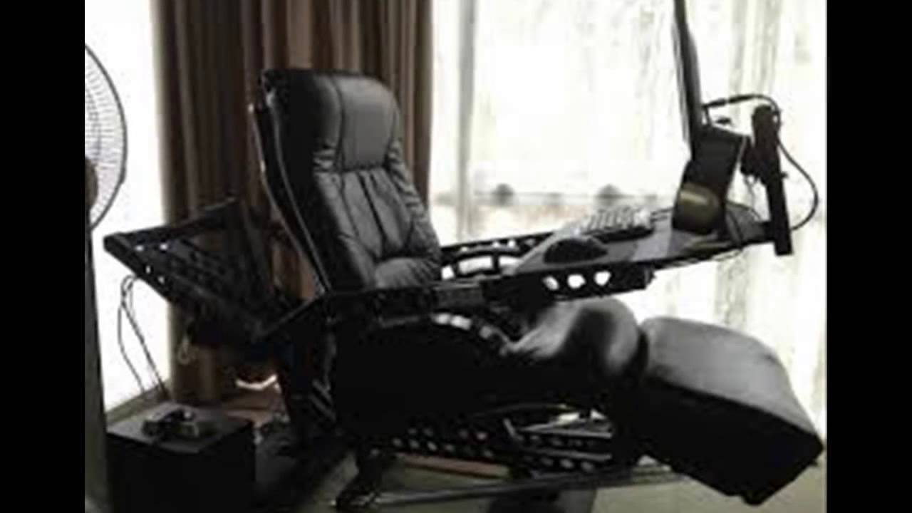 Keyboard Chair Gaming Chair With Built In Joysticks Gaming Keyboard