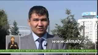 Муниципальный автопарк Алматы пополнился 25 автобусами