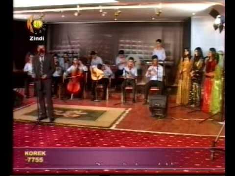 ziad  kurdish muzik   Kurdistan TV - centeri gencan/newcewanani kurdistan