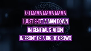 Sing along with this karaoke version of man down as made famous by rihanna and enjoy it!man is a song originally recorded rihanna. th...