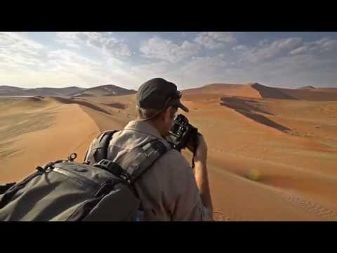 Chris McLennan & Nikon - Shooting Landscapes in Africa