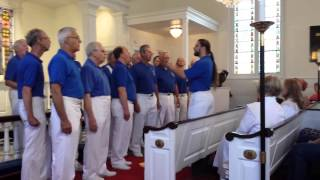 christ church shrewsbury nj the chorus of the atlantic god bless america