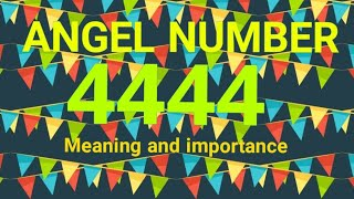 Angel Number 4444 Video in MP4,HD MP4,FULL HD Mp4 Format