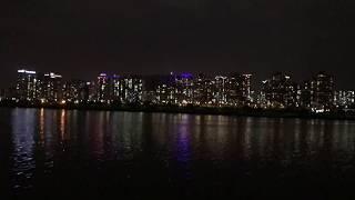 힐링영상 - 한강 유람선 투어 2분만에 보기