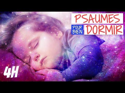 12 psaumes pour bien dormir et confier sa journée à Dieu