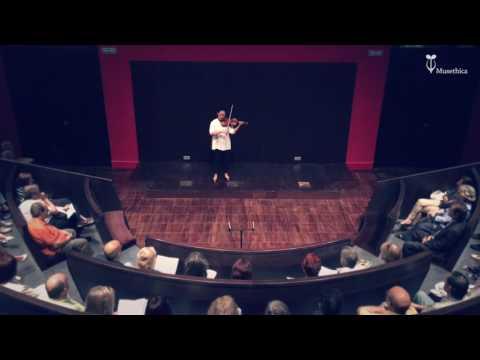 J.S. Bach, Violin Solo. - Sueye Park