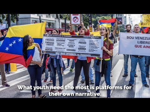 Youth and the New Type of Activism