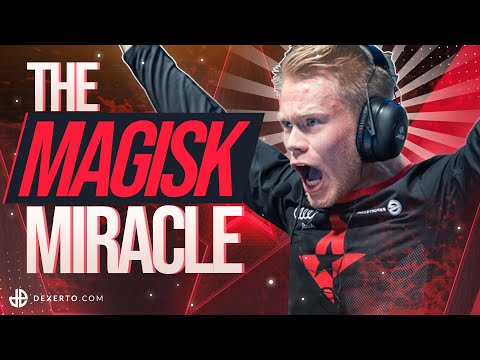 How Magisk Went from Denmark's Forgotten Man to Astralis' Missing Piece