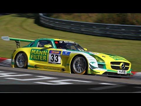 race-media.tv Onboard Classix: Mercedes SLS AMG GT3 Lance David Arnold VLN 2015 Nordschleife