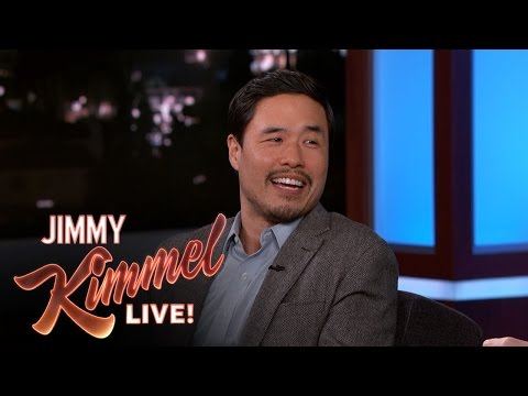 Randall Park on Playing Kim Jong-Un