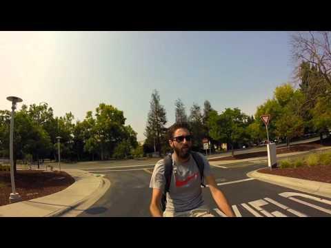 Roadtrip California & Nevada - Google Campus