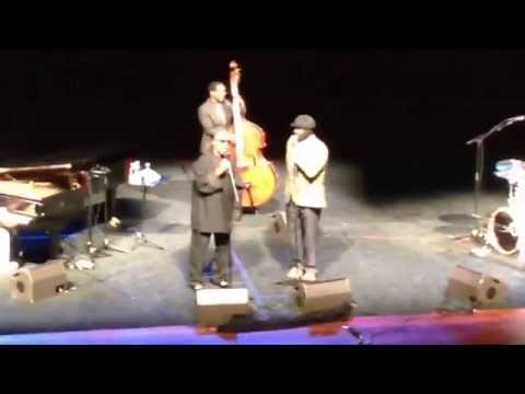 Gregory Porter with Stevie Wonder, 'Free', Copenhagen Jazz Festival 7/7/2014