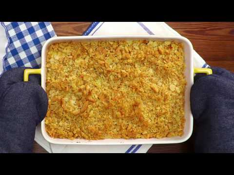 Old-School Squash Casserole | Southern Living