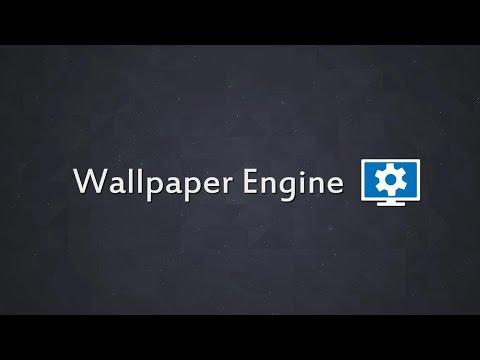 Wallpaper Engine - живые обои на рабочий стол!!!