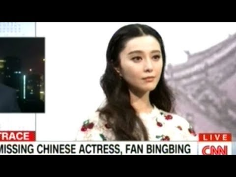 Chinese Superstar  Bingbing Vanishes! Chinese Government Censoring All Media About Disappearance!