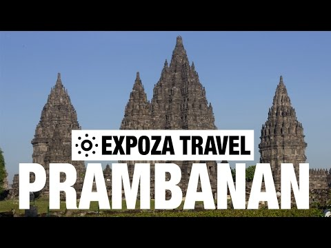 Prambanan Vacation Travel Video Guide