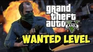 GTA V Massive Police Shootout!!! (5 STAR WANTED LEVEL)