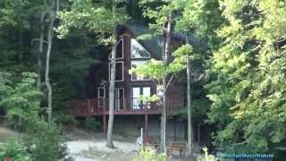 Red River Gorge Cabins - Kentucky 2014
