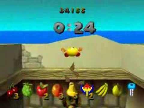 Pac-Man World (PSX) - Pirate Levels