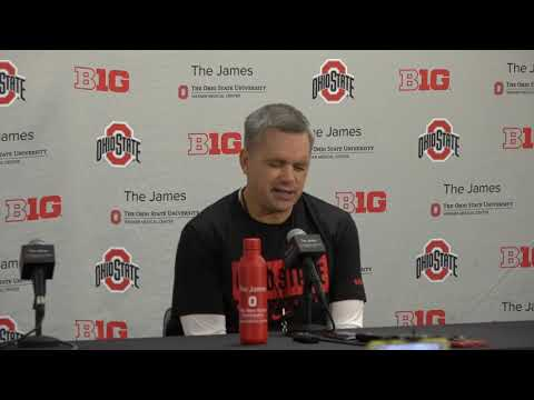 Chris Holtmann: Ohio State coach gives update, previews Wisconsin