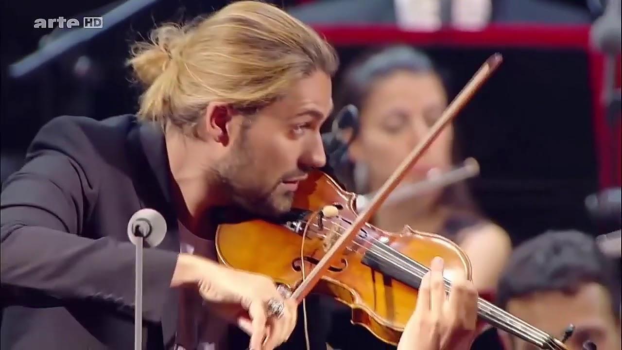 David Garrett - Paganini Caprice Nº 24 [concert].