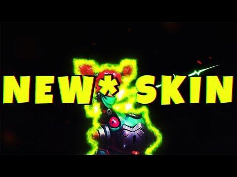 *NEW* SKIN | Professor Ribbit | SNEAK PEEK | CASTLE CLASH