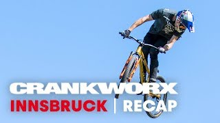 Full Send and Full Recap of Crankworx Innsbruck 2018.