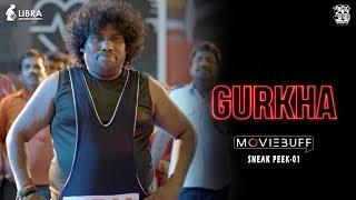 Gurkha - Moviebuff Sneak Peek   Yogi Babu - Directed by Sam Anton