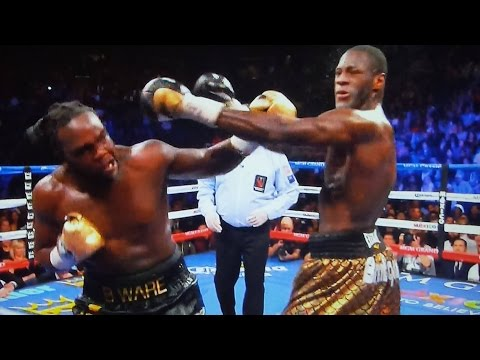 STIVERNE VS WILDER POST FIGHT RESULTS SHOWTIME 1/17/15! WILDER ANSWERS QUESTIONS! DEFEATS KLITSCHKO?