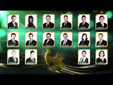 Riway Leaders Recognition Night June 2015 - Team Elite Pavo
