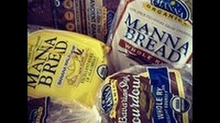 Vegan, Anti-inflammatory, Yeast Free & Gf Bread Options: Featuring Manna Organics!