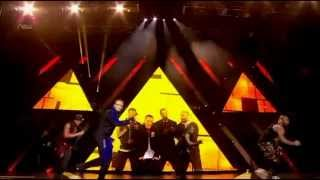 JLS - She Makes Me Wanna (JLS Sing for Sport Relief)