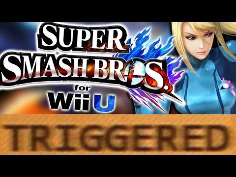How Super Smash Bros for Wii U TRIGGERS You!