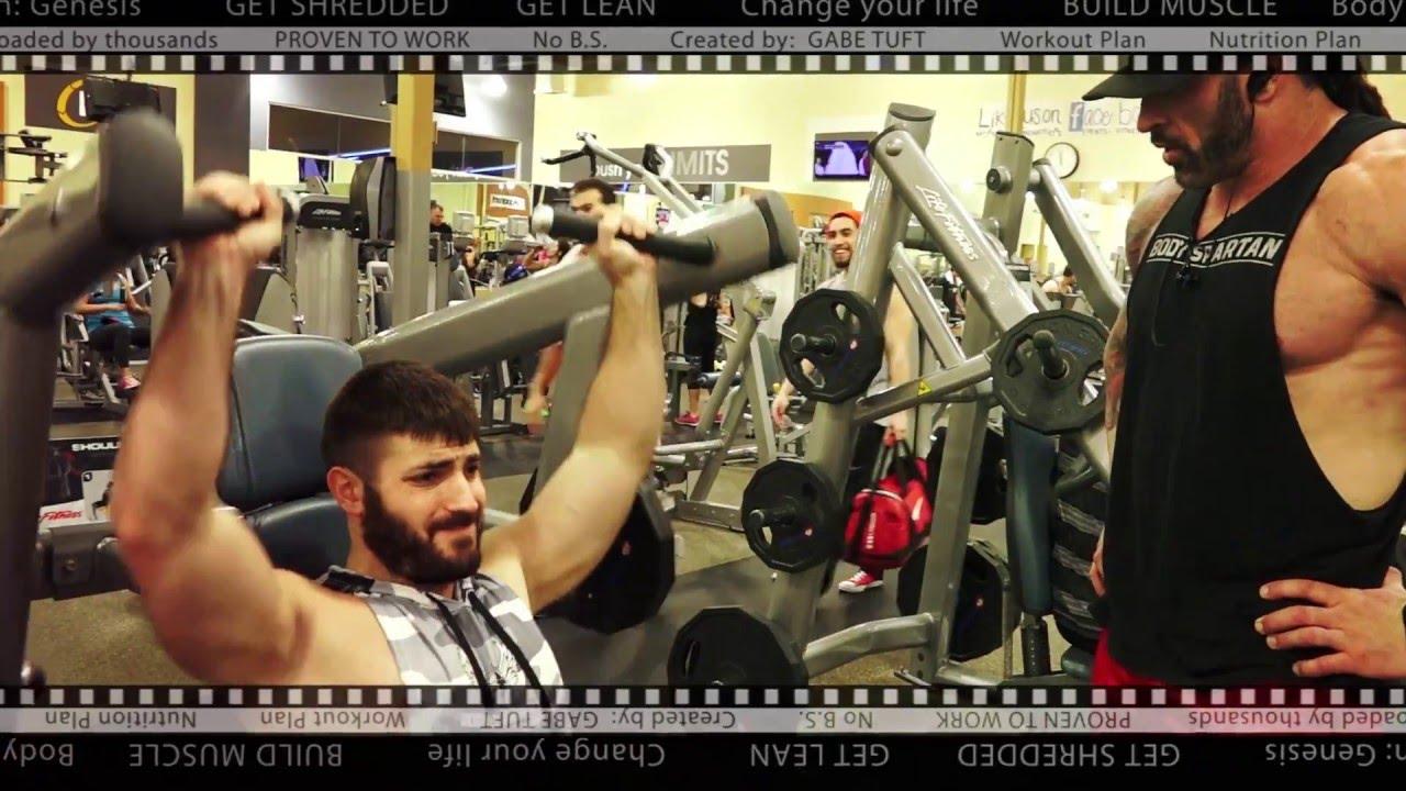 Body Spartan Genesis Workout Program - YouTube