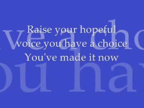 Kris Allen Falling Slowly lyrics